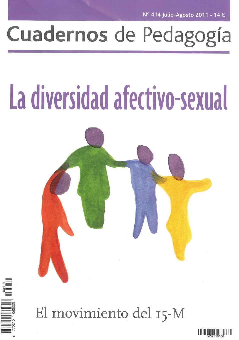 LA DIVERSIDAD AFECTIVO-SEXUAL