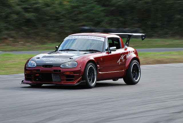 Suzuki Cappuccino, kei car, mały samochód, japoński, JDM, mały silnik, wyścigi, racing 日本車 スズキ カプチーノ