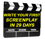 Milli's online course for new & aspiring screenwriters
