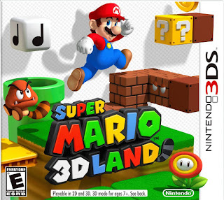 Super Mario 3D Land USA 3DS GAME [.3DS]