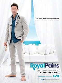 Assistir Série Royal Pains Online Legendado
