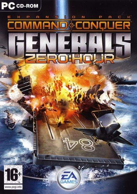 Command & Conquer: Generals (PC) ISO Completo …