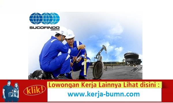 Lowongan Kerja Terbaru PT Sucofindo (Persero) November 2015