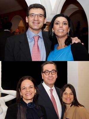 Tatiana Oddone e Giorgio Constantini / Miriam Mariottoni, Luis Antonio de Souza e Paula Soares