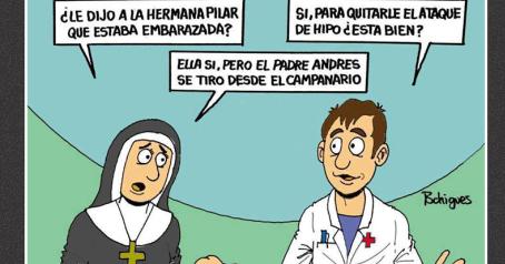 Chistes Bromas Y Diversión El Nombre De La Monja