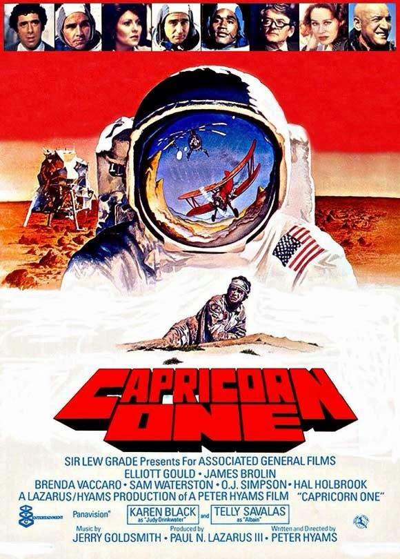 Capricorn One (1978) BrRip 720p VOSE