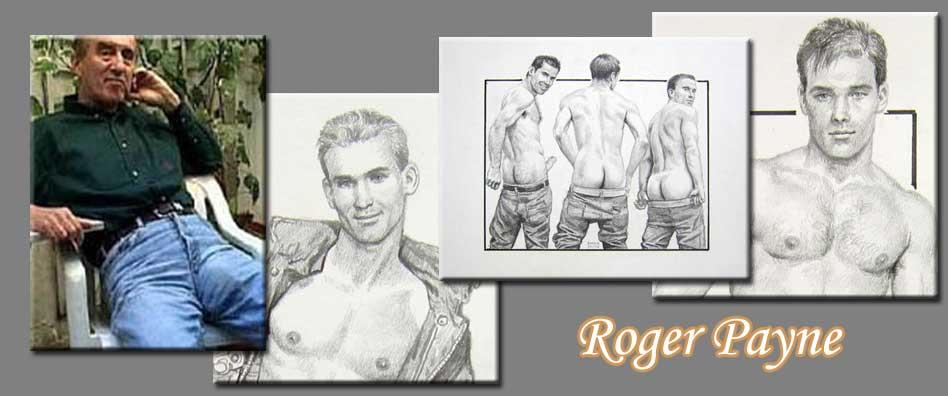 картинки roger payne