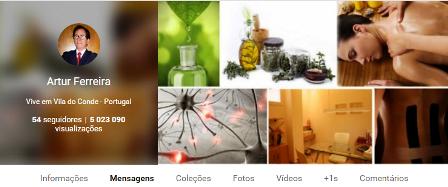 Siga-me no Google+
