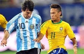 Video Gol Brazil Vs Argentina Friendly 11 Oktober 2014