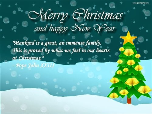 Best Christmas Greetings Sayings For Family 2013