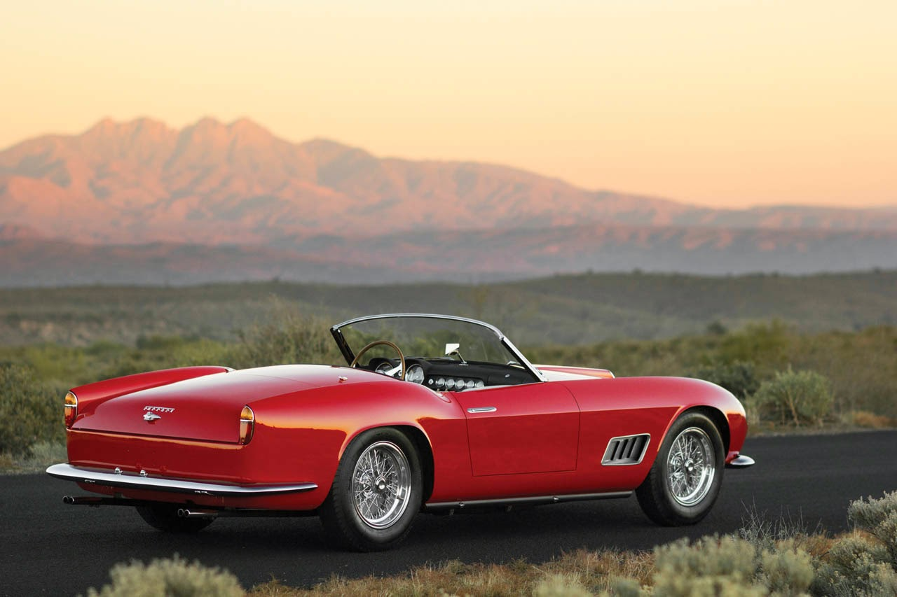 1958 ferrari 250 gt lwb california spider chassis 1055 gt photos. Cars Review. Best American Auto & Cars Review