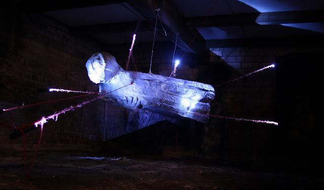 Barlach Hamburg Hoheluft Kunst ausstellung arte installation