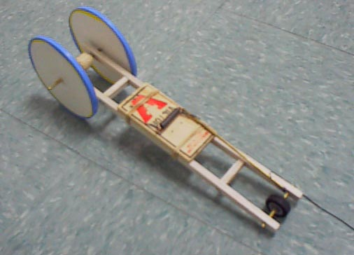How To Make A Mousetrap Race Car