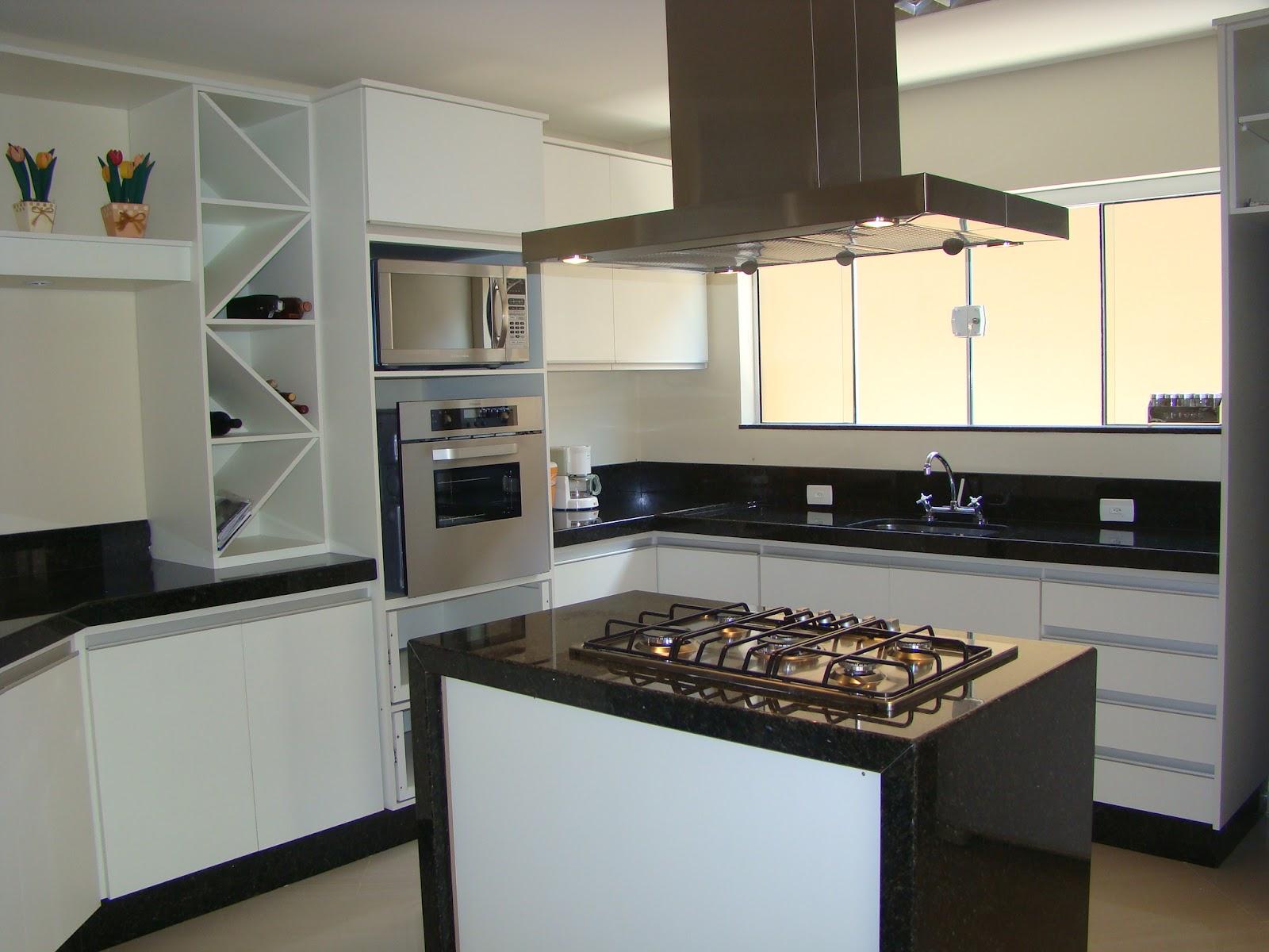 Marcenaria E M Veis Sob Medida Cozinha Ilha