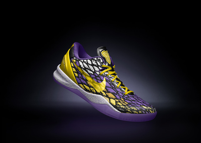 Kobe 8 System ID PREVIEW Chaos   Grinch InspiredKobe 8 Chaos
