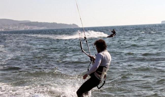 Διαμαρτυρίες για την απαγόρευση kitesurf στη Γιάλοβα