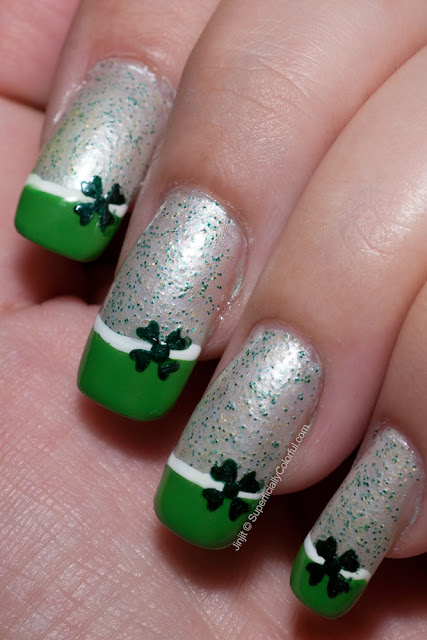 The Nail Junkie Leprechaun