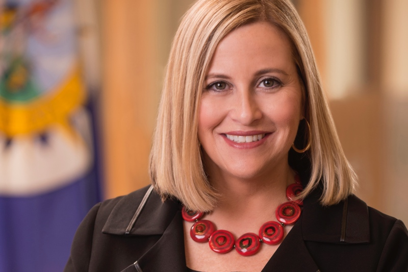 Mayor Megan Barry