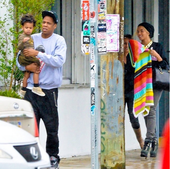 Blue Ivy Shakes Off Twitter Haters; Gets Her HAIR DONE For ...