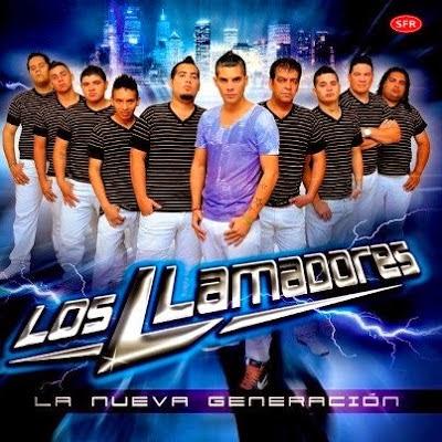 Los Llamadores - La Nueva Generacion (2012)