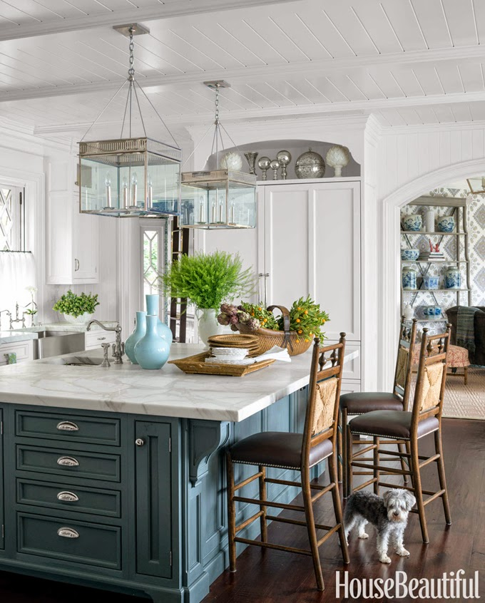 House of Turquoise Lee Ann Thornton Interiors