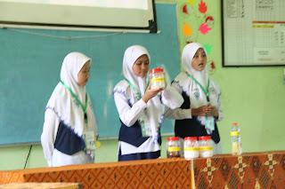 Inilah 10 Finalis 10 Besar Lomba Karya Tulis Tingkat SMP Sederajat di SMA Hidayatus Salam Gresik Tahun 2015