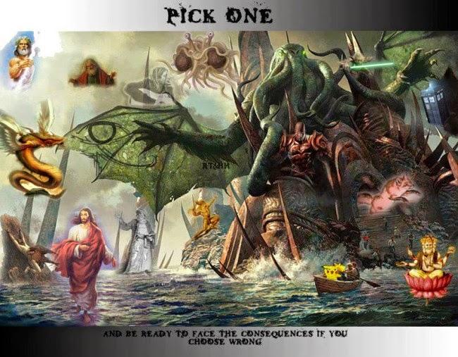 Pick One Religion picture