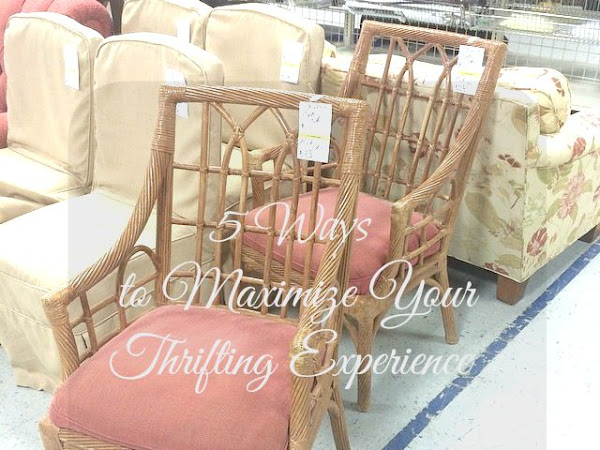 5 Ways to Maximize Your Thrifting Experience