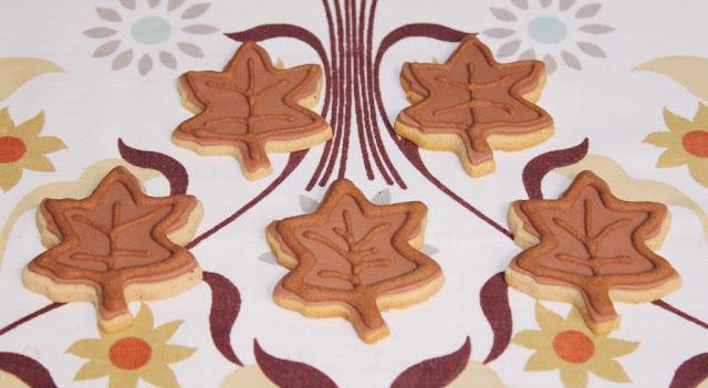 Galletas de canela y chocolate