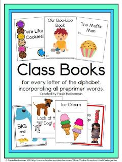https://www.teacherspayteachers.com/Product/Class-Books-for-Every-Letter-of-the-Alphabet-Using-every-PP-word-1298475