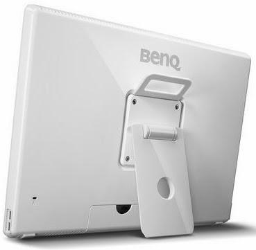 задняя сторона BenQ CT2200 Smart Display