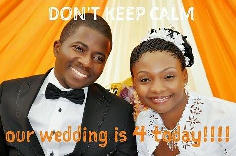 jeremiah gyang wedding anniversary