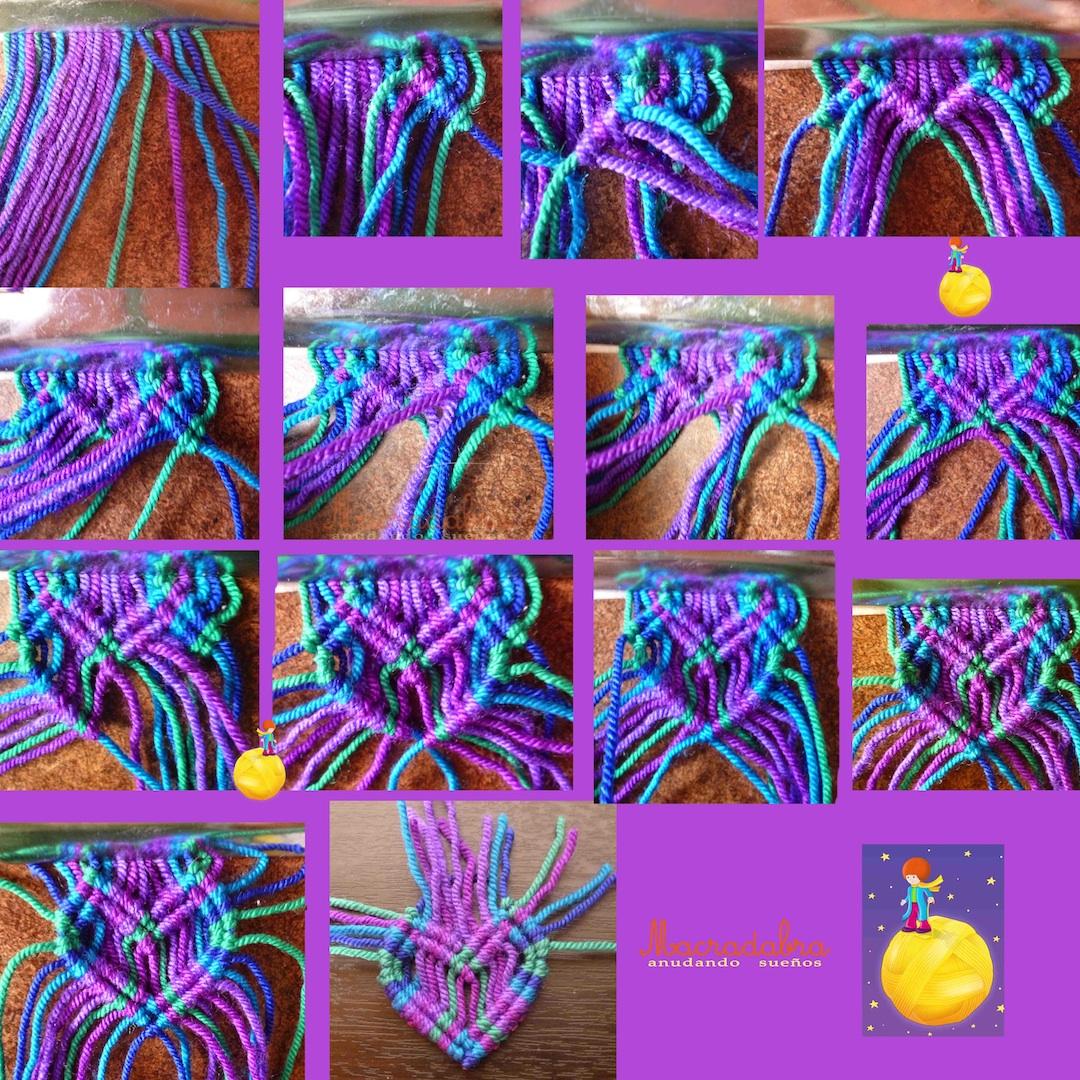 Плетение на коклюшках для начинающих: мастер-класс, схемы 48