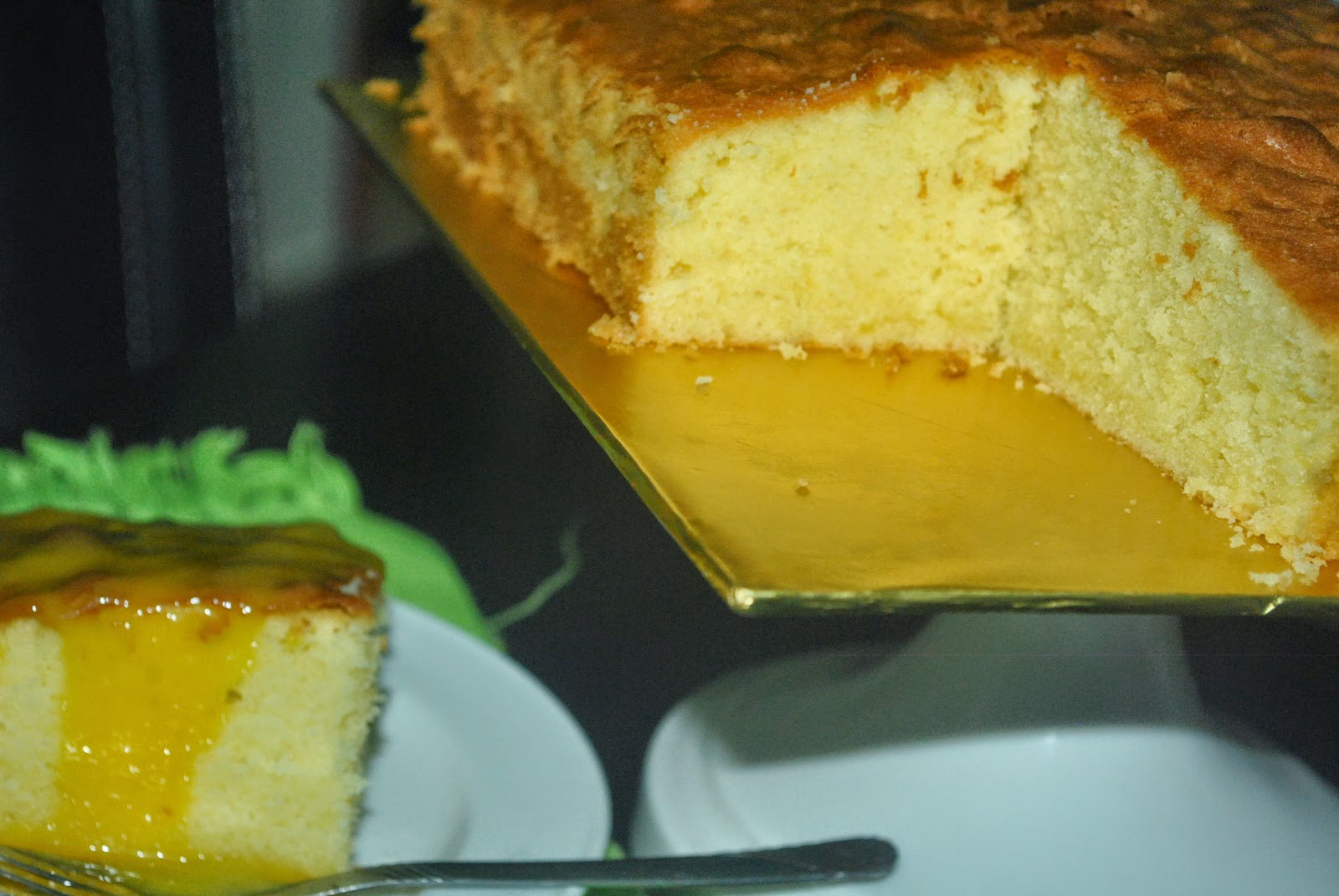 Patyskitchen Mrs Ng Sk S Buttercake With Lemon Curd