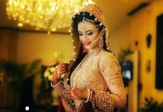Mehndi Makeup Bridal : Latest bridal mehndi dresses collection makeup and beauty