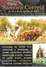 samora festas de agosto 2012