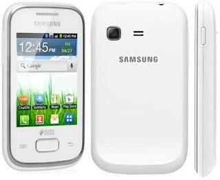 Harga Dan Spesifikasi Samsung Galaxy Pocket Duos S5302