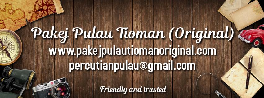 Pakej Pulau Tioman (Original)