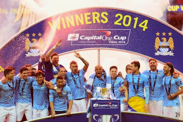 Santa Blog : Ulasan Pertandingan Capital One Cup, The Citizen Menghadapi Sheffield Wednesday