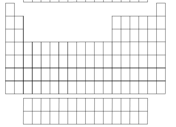 Esqueleto de la tabla periodica de los elementos en blanco imagui esqueleto de la tabla periodica en blanco imagui urtaz Choice Image
