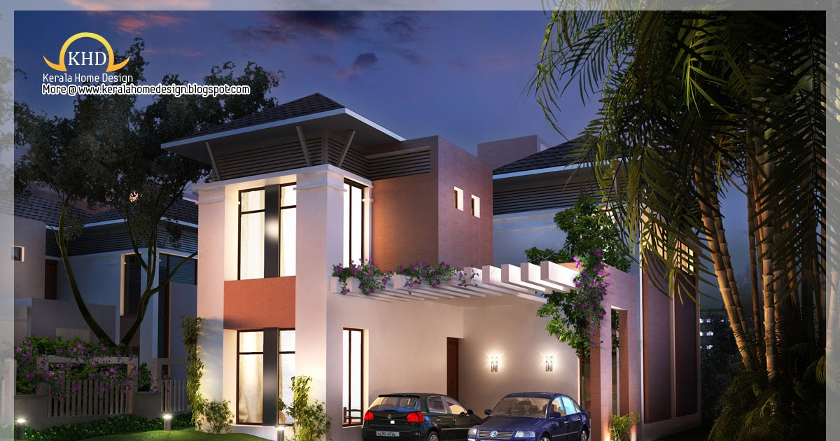 Beautiful House Elevation 2200 Sq Ft Home Appliance