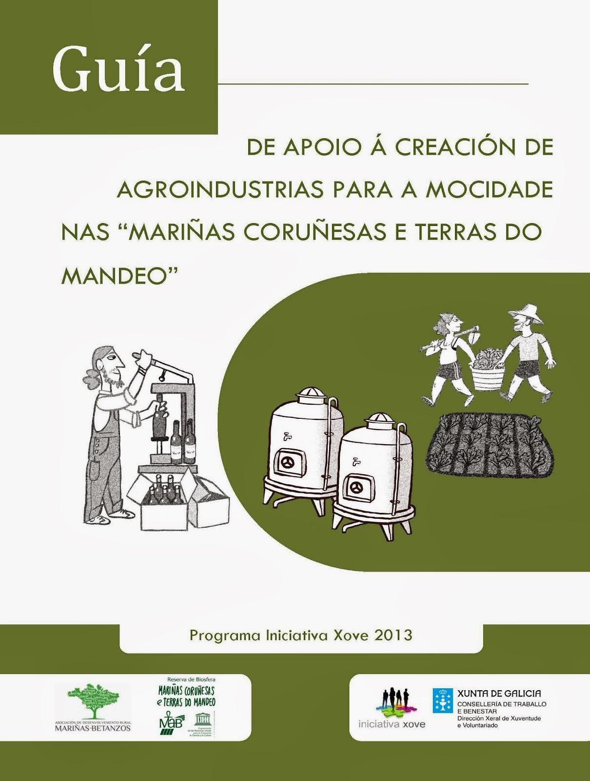 Programa Iniciativa Xove 2013