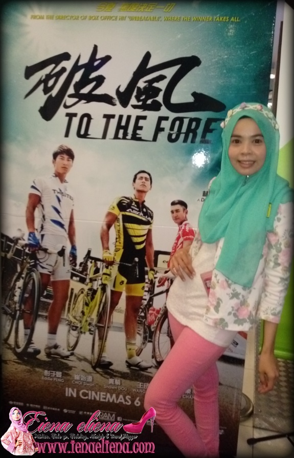 Filem Hong Kong – To The Fore