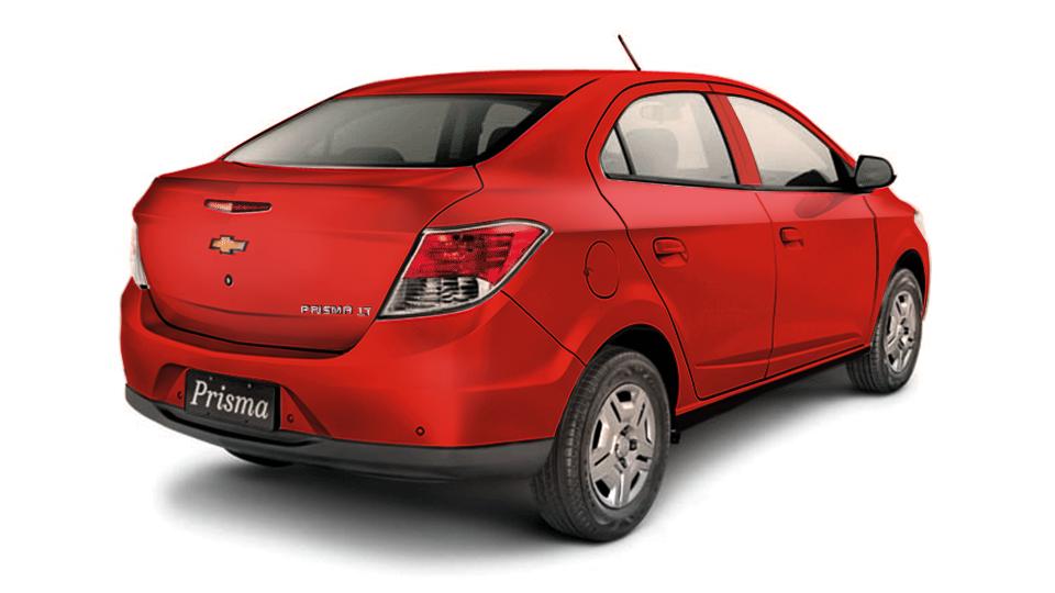Conheça o Mundo dos Carros: Novo Chevrolet Prisma é
