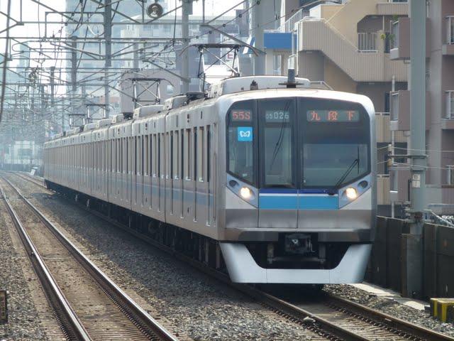 東京メトロ東西線 九段下行き2 05N系
