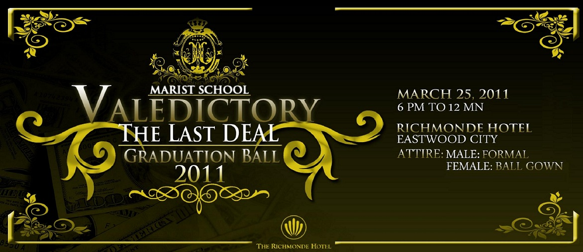 Amazing Marist School Graduation Ball Ticket Ideas Ball Ticket Template