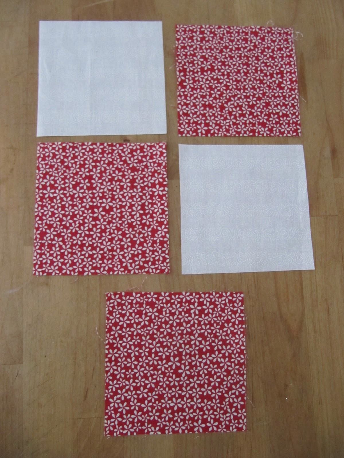Sew Many Ways...: Bow Tie Quilt Block Tutorial...A