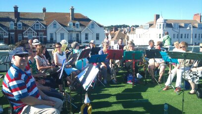 Full CBWO Orchestra
