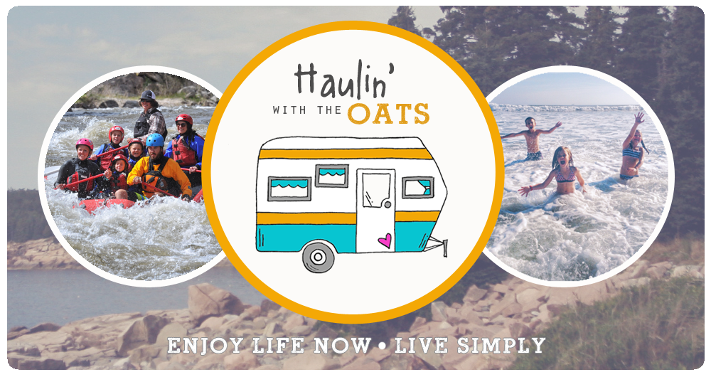 Haulin' with the Oats: Vintage Camper Living