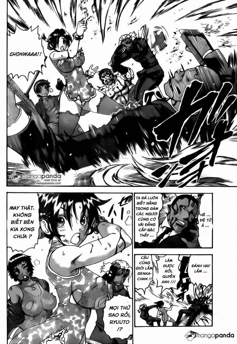 Historys Strongest Disciple Kenichi chap 582 - Trang 4